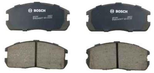 BOSCH BRAKE - Bosch QuietCast Pads w/ Hardware (Front) - BQC BP299