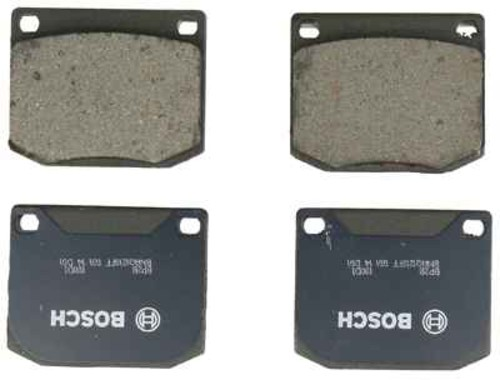 BOSCH BRAKE - Bosch QuietCast Pads - BQC BP2B