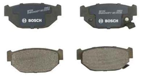 BOSCH BRAKE - Bosch QuietCast Pads (Rear) - BQC BP314