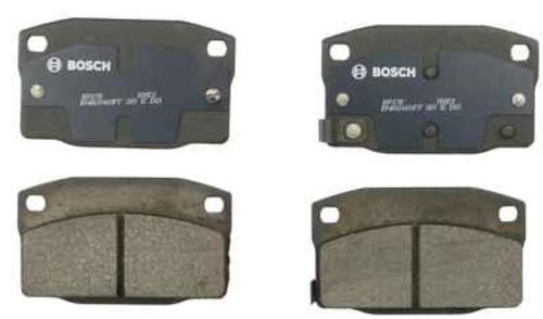 BOSCH BRAKE - Bosch QuietCast Pads (Front) - BQC BP378