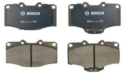BOSCH BRAKE - Bosch QuietCast Pads (Front) - BQC BP410