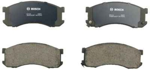 BOSCH BRAKE - Bosch QuietCast Pads w/ Hardware (Front) - BQC BP428