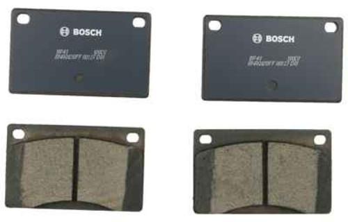 BOSCH BRAKE - Bosch QuietCast Pads (Front) - BQC BP43