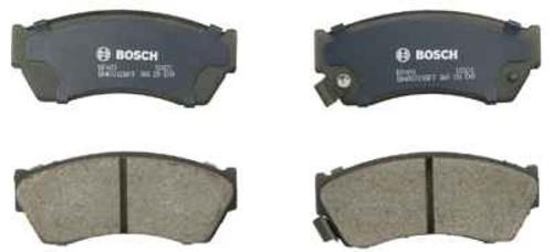 BOSCH BRAKE - Bosch QuietCast Pads (Front) - BQC BP451