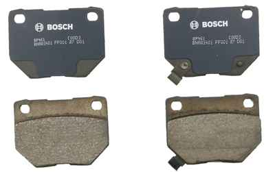 BOSCH BRAKE - Bosch QuietCast Pads (Rear) - BQC BP461