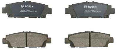 BOSCH BRAKE - Bosch QuietCast Pads (Rear) - BQC BP488