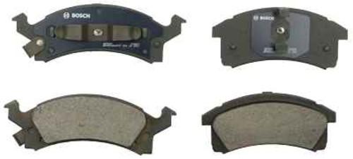 BOSCH BRAKE - Bosch QuietCast Pads (Front) - BQC BP506
