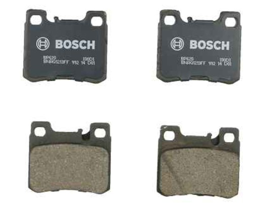BOSCH BRAKE - Bosch QuietCast Pads (Rear) - BQC BP620