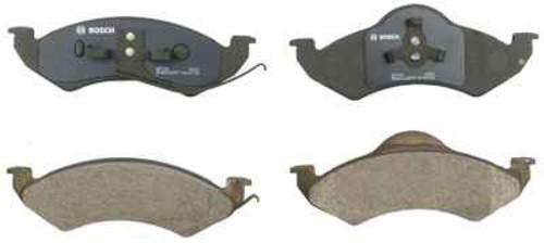BOSCH BRAKE - Bosch QuietCast Pads w/ Hardware (Front) - BQC BP746