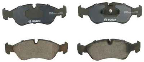 BOSCH BRAKE - Bosch QuietCast Pads w/ Hardware (Front) - BQC BP796