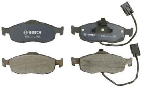 BOSCH BRAKE - Bosch QuietCast Pads w/ Hardware (Front) - BQC BP801