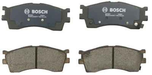 BOSCH BRAKE - Bosch QuietCast Pads w/ Hardware (Front) - BQC BP889