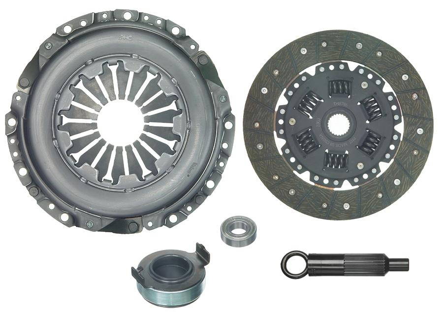 BRUTE POWER - Clutch Kit - BRU 92365