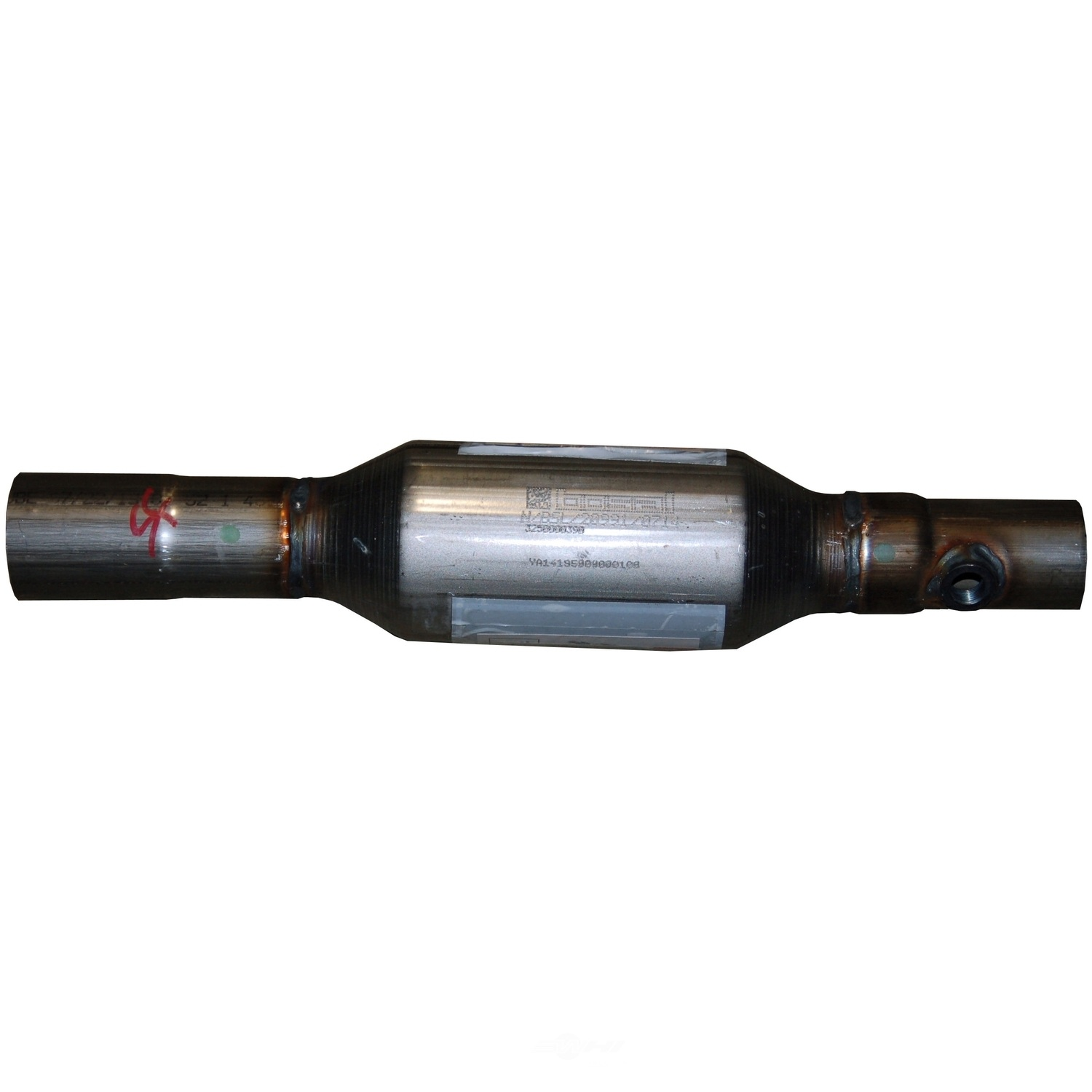 BOSAL 49 STATE CONVERTERS - BRExhaust Federal Direct-Fit Premium Load OBDII Catalytic Converter - BSF 079-3054