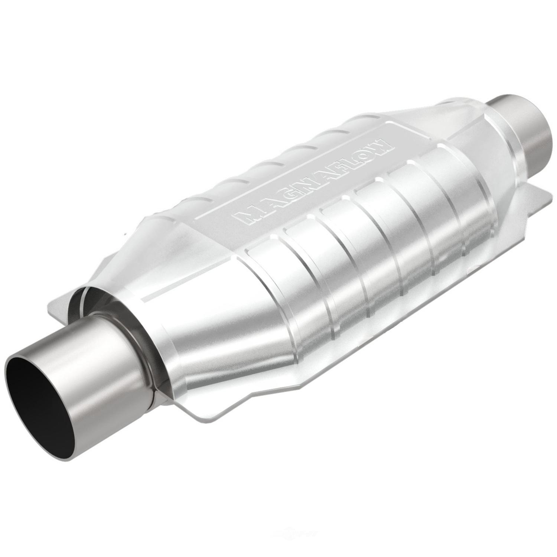 BOSAL 49 STATE CONVERTERS - Bosal Federal Universal Pre-OBDII Catalytic Converter - BSF 091-2029