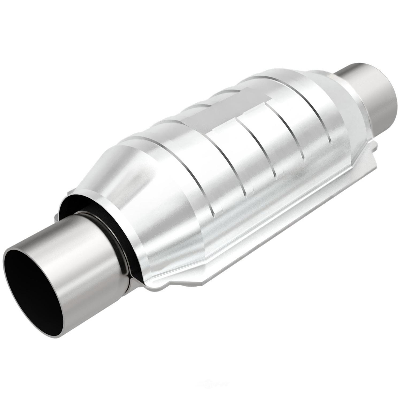 BOSAL 49 STATE CONVERTERS - Bosal Federal Universal Pre-OBDII Catalytic Converter - BSF 091-2048