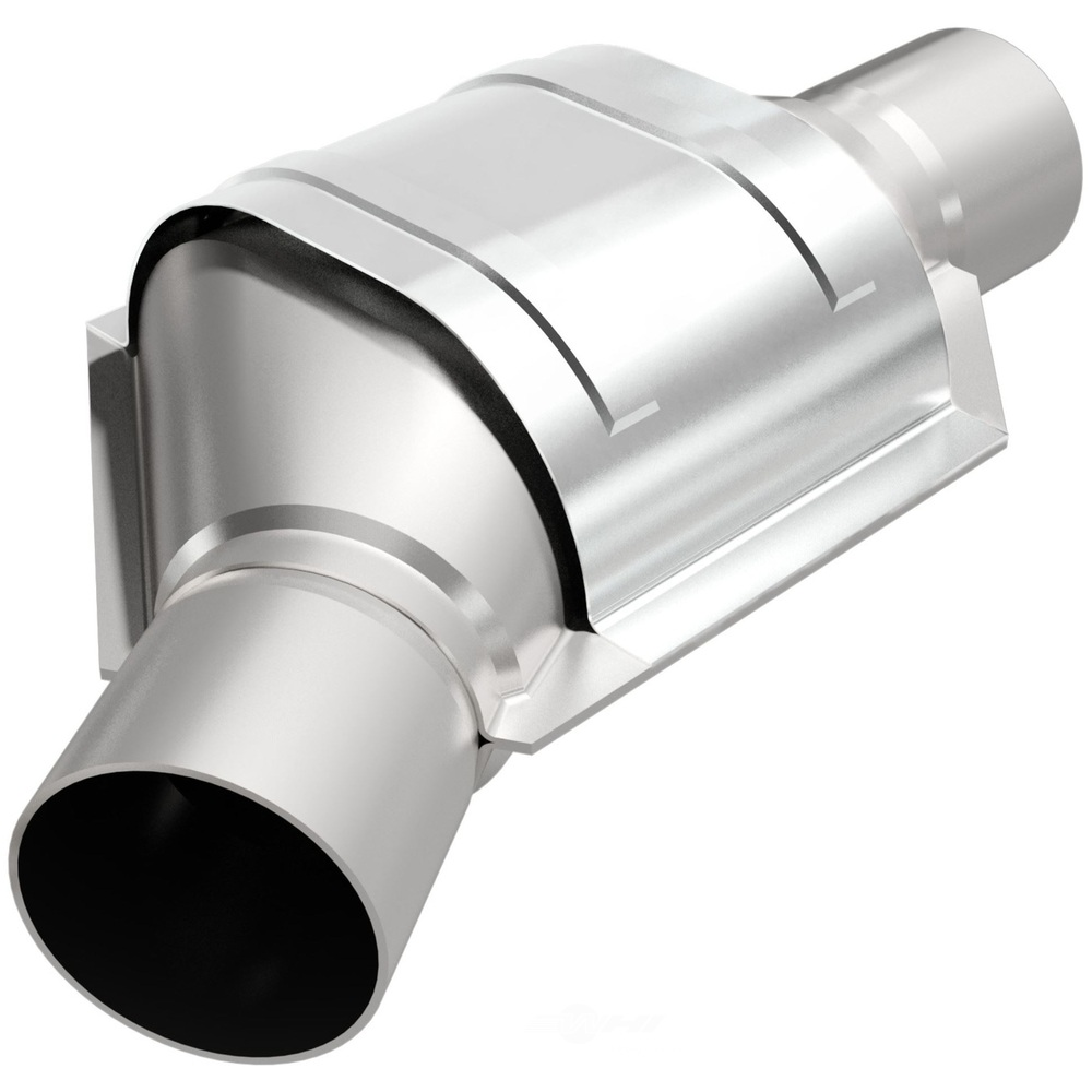 BREXHAUST 49 STATE CONVERTERS - BRExhaust Federal Universal Standard Load OBDII Catalytic Converter (Front Left) - BSF 093-1014