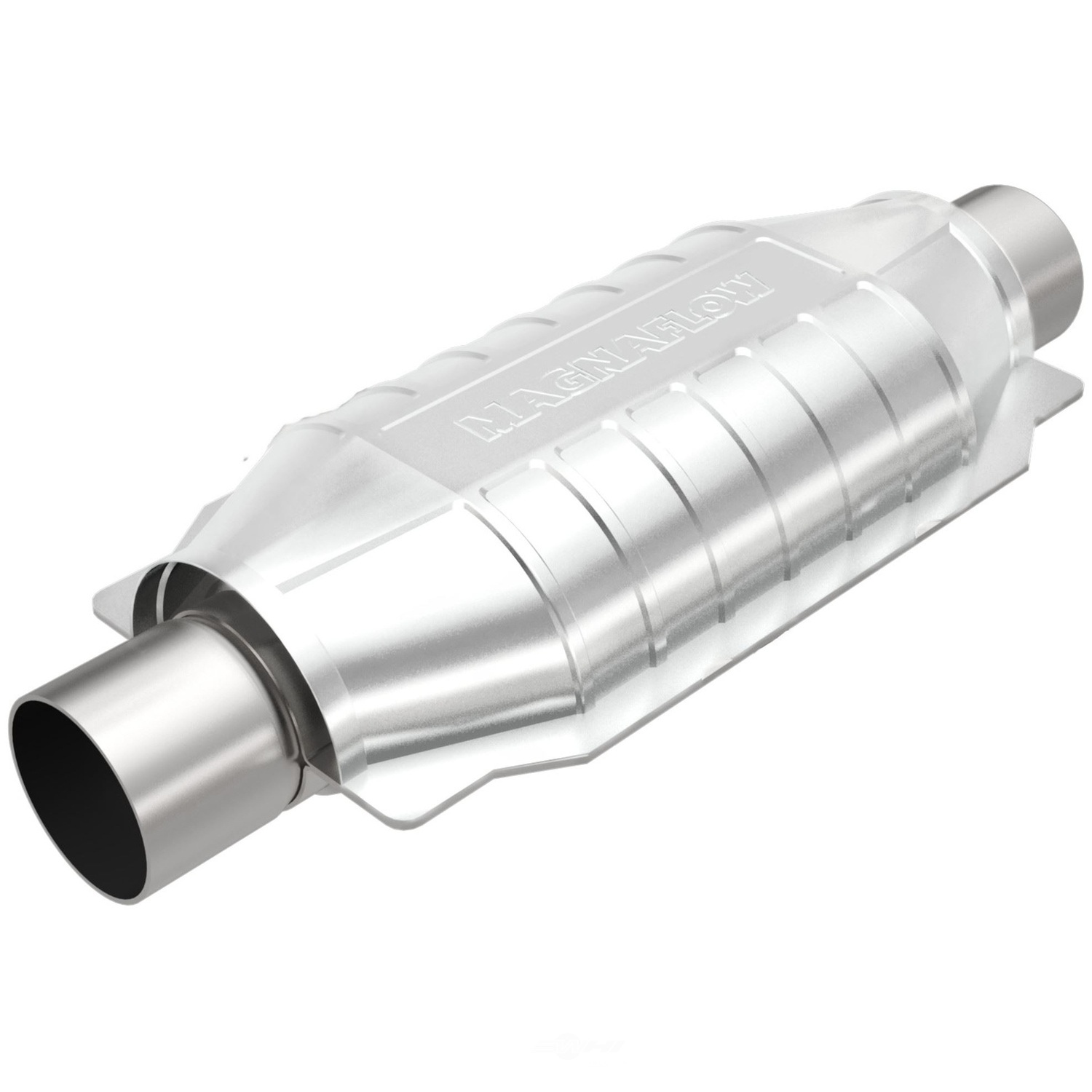 BREXHAUST 49 STATE CONVERTERS - BRExhaust Federal Universal Standard Load OBDII Catalytic Converter (Rear) - BSF 093-2030