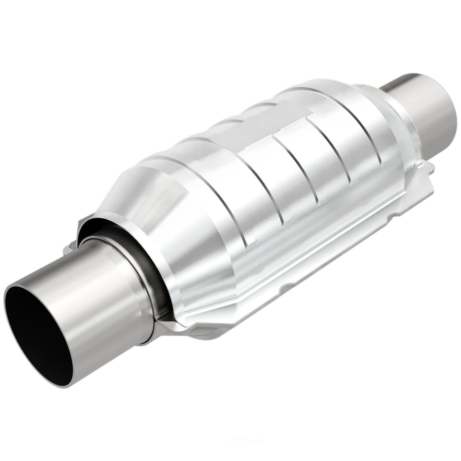 BREXHAUST 49 STATE CONVERTERS - BRExhaust Federal Universal Premium Load OBDII Catalytic Converter (Rear) - BSF 095-2013