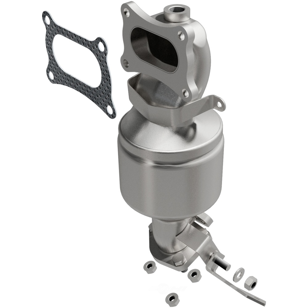 BOSAL 49 STATE CONVERTERS - Catalytic Converter with Integrated Exhaust Manifold (Front Left) - BSF 096-1133