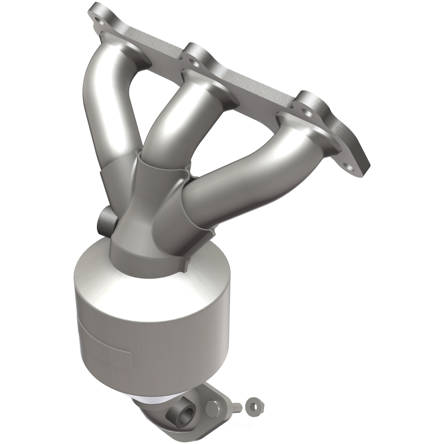 BOSAL 49 STATE CONVERTERS - Catalytic Converter with Integrated Exhaust Manifold (Rear) - BSF 099-1308