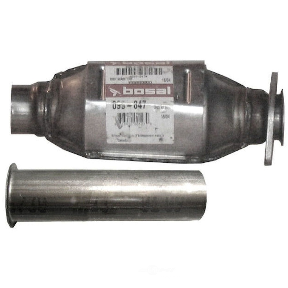 BOSAL 49 STATE CONVERTERS - Catalytic Converter (Rear) - BSF 099-847
