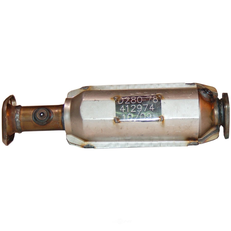 BOSAL EXHAUST - Catalytic Converter - BSL 089-9108