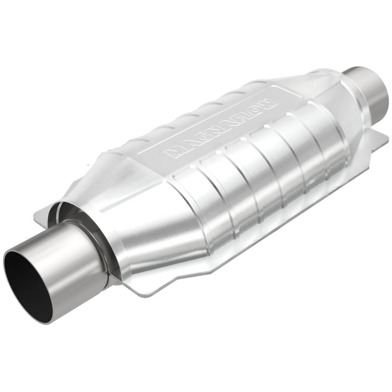 BREXHAUST EXHAUST - BRExhaust Federal Universal Standard Load OBDII Catalytic Converter (Rear) - BSL 093-2030