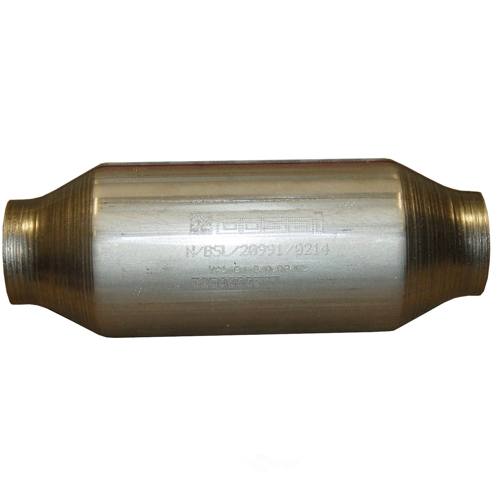 BREXHAUST EXHAUST - Federal Universal Extra Load OBDII Catalytic Converter - BSL 097-0377