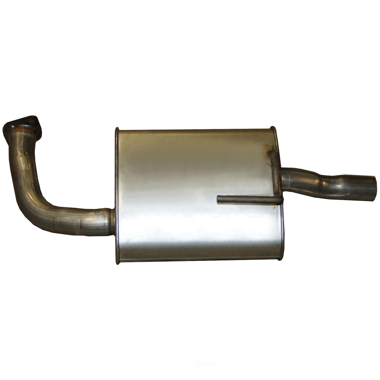 Exhaust Muffler Assembly-Direct-Fit Bosal 105-111