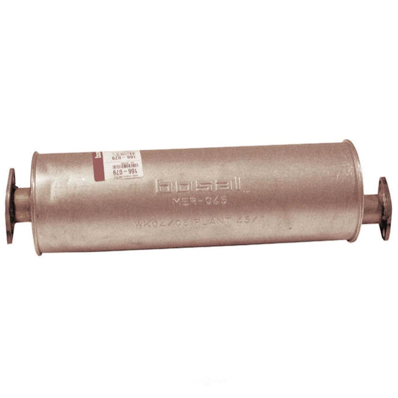 BOSAL EXHAUST - Direct-fit Exhaust Muffler Assembly - BSL 166-079