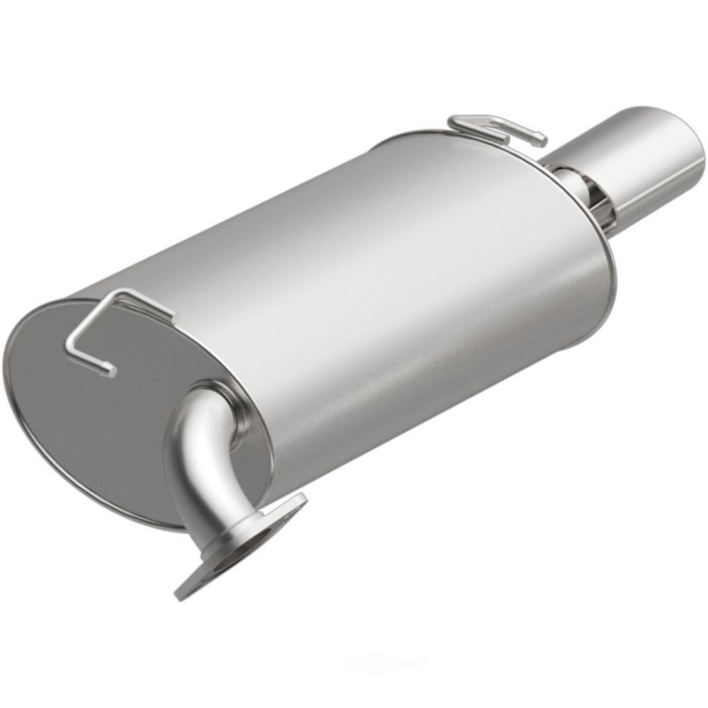 BOSAL EXHAUST - Exhaust Muffler (Rear) - BSL 228-245