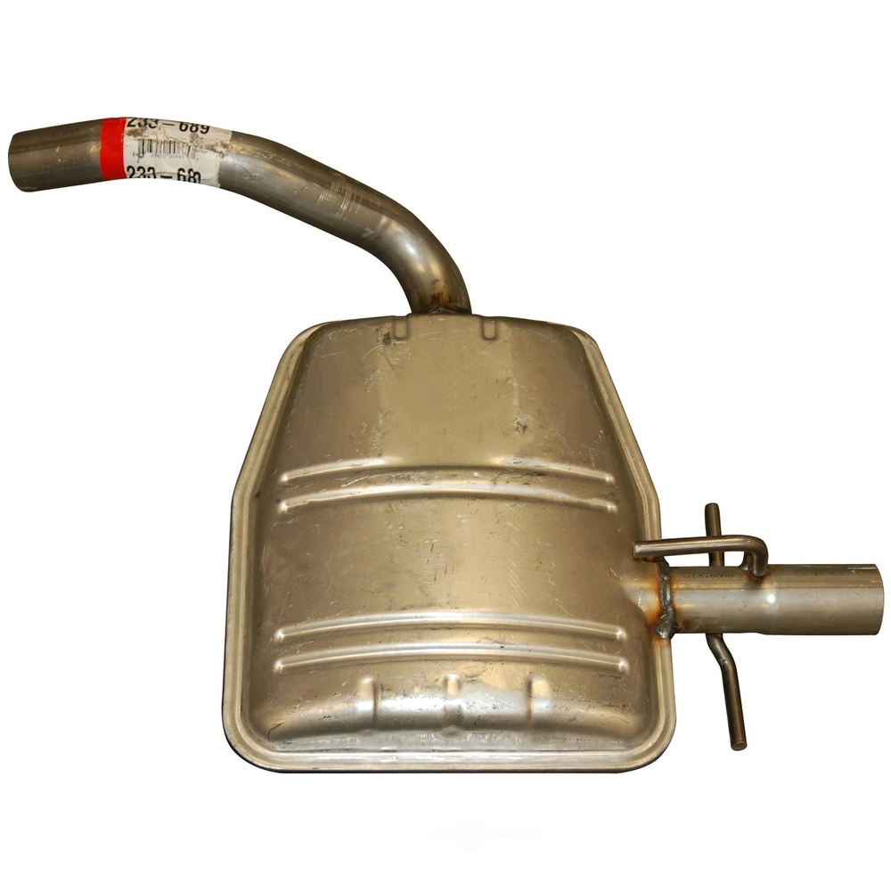 BOSAL EXHAUST - Exhaust Muffler Assembly (Center) - BSL 233-689