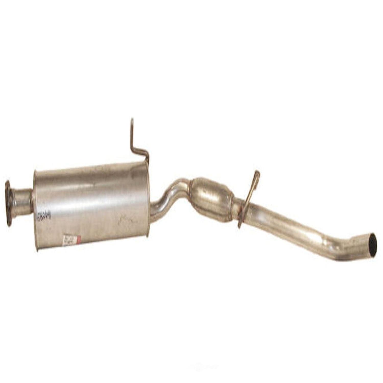 BOSAL EXHAUST - Exhaust Muffler (Rear) - BSL 282-641