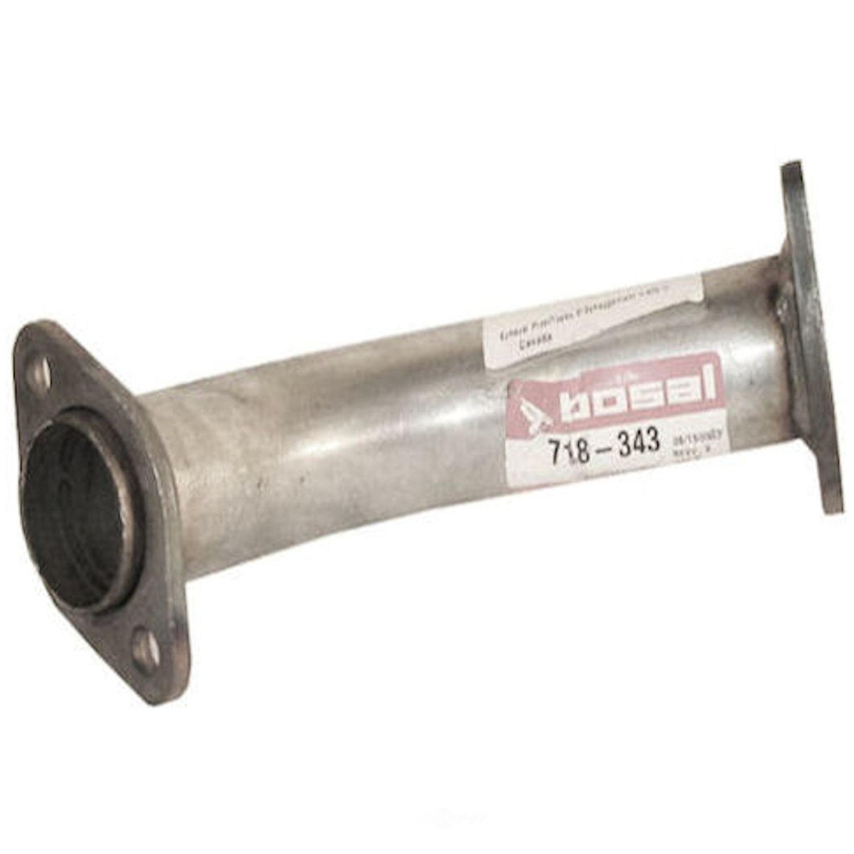 BOSAL EXHAUST - Exhaust Pipe - BSL 718-343