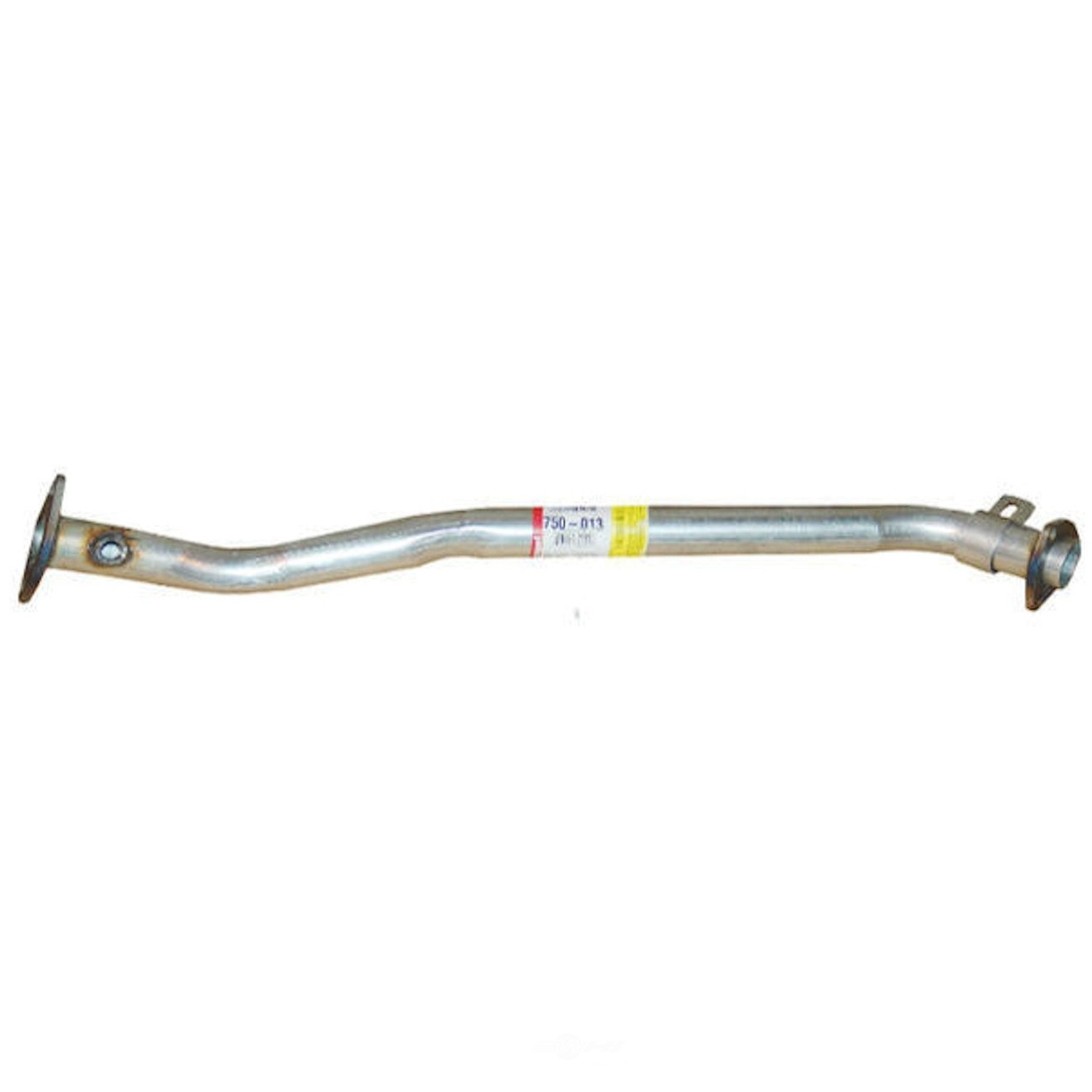 BREXHAUST EXHAUST - BRExhaust Replacement Exhaust Pipe (Front) - BSL 750-013