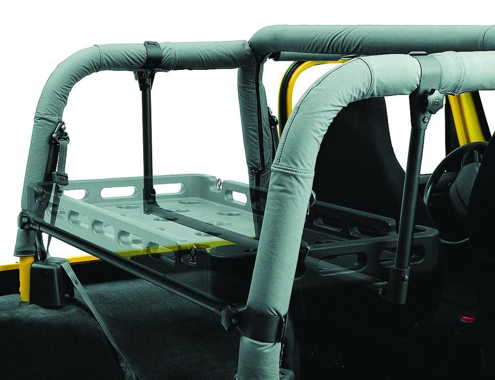 BESTOP - Roll Bar Carrier Bracket - BST 41406-01