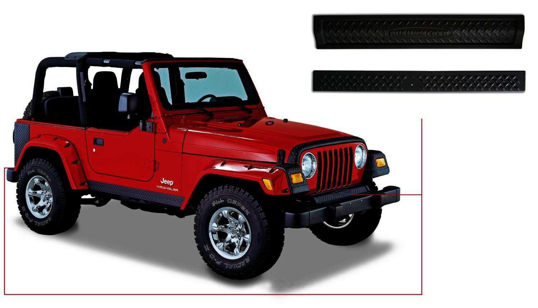 BUSHWACKER - TrailArmor(TM) Bumper Panel - BWK 14003