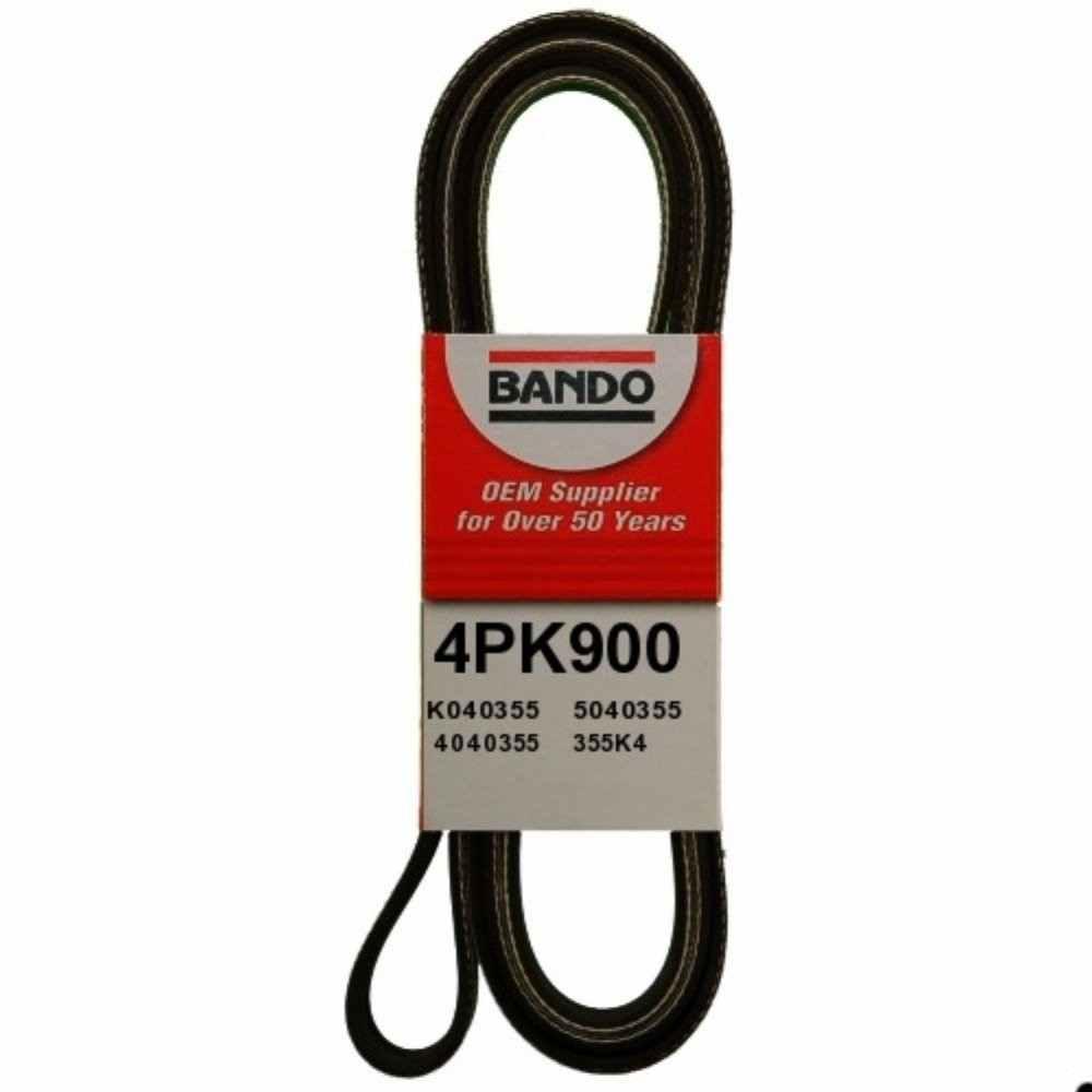 BANDO - Serpentine Belt - BWO 4PK900