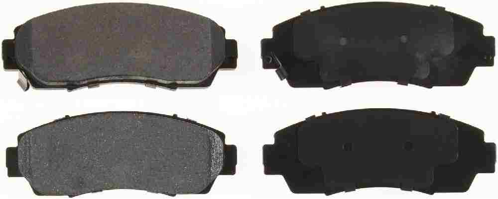 BENDIX GLOBAL - Global Semi-Metallic Brake Pad - BXG MRD1089