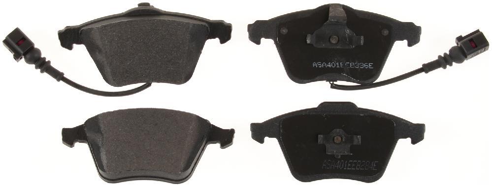 BENDIX GLOBAL - Global Semi-Metallic Brake Pad - BXG MRD1111A