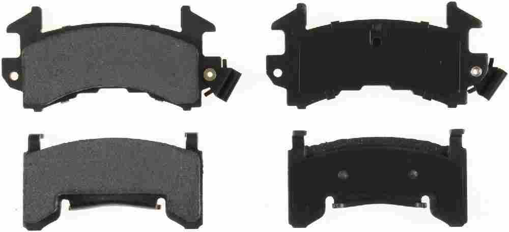 BENDIX GLOBAL - Global Semi-Metallic Disc Brake Pad - BXG MRD154
