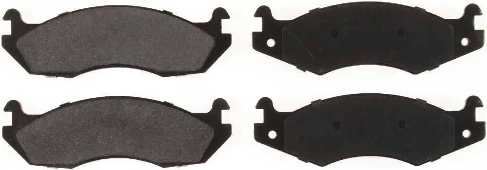 BENDIX GLOBAL - Global Semi-Metallic Disc Brake Pad - BXG MRD203