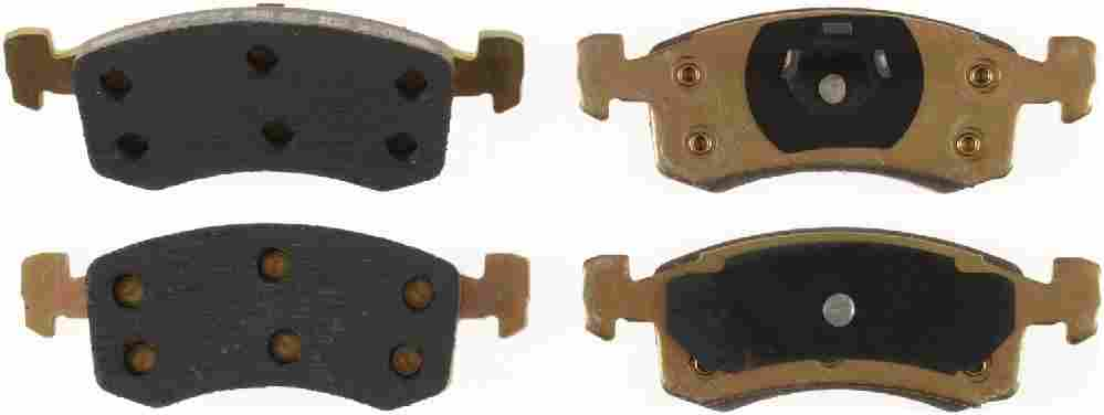 BENDIX GLOBAL - Global Semi-Metallic Disc Brake Pad - BXG MRD220