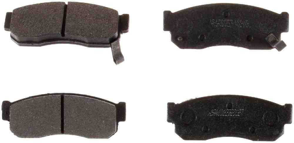 BENDIX GLOBAL - Global Semi-Metallic Disc Brake Pad - BXG MRD275