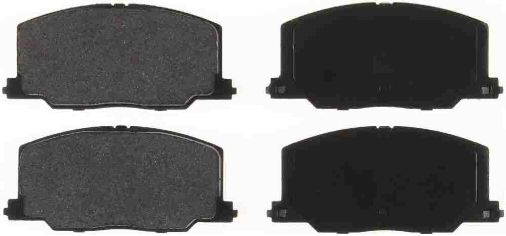 BENDIX GLOBAL - Global Semi-Metallic Disc Brake Pad - BXG MRD356