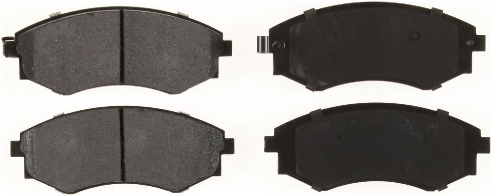 BENDIX GLOBAL - Global Semi-Metallic Disc Brake Pad (Front) - BXG MRD449