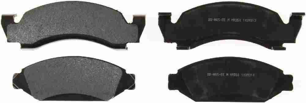 BENDIX GLOBAL - Global Semi-Metallic Disc Brake Pad - BXG MRD50