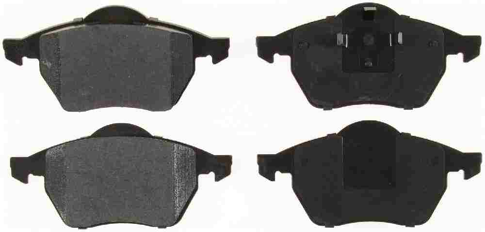 BENDIX GLOBAL - Global Semi-Metallic Brake Pad - BXG MRD555NS