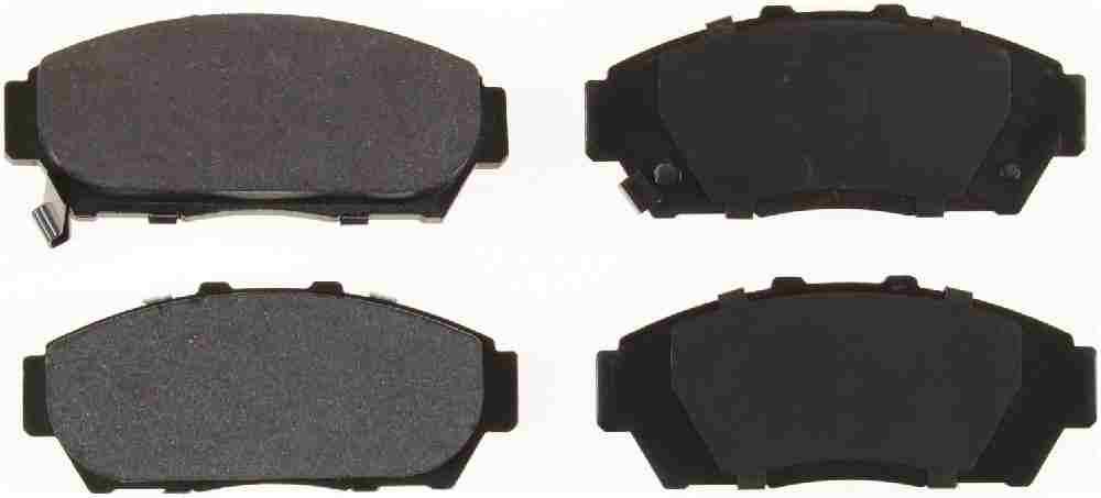BENDIX GLOBAL - Global Semi-Metallic Brake Pad - BXG MRD617